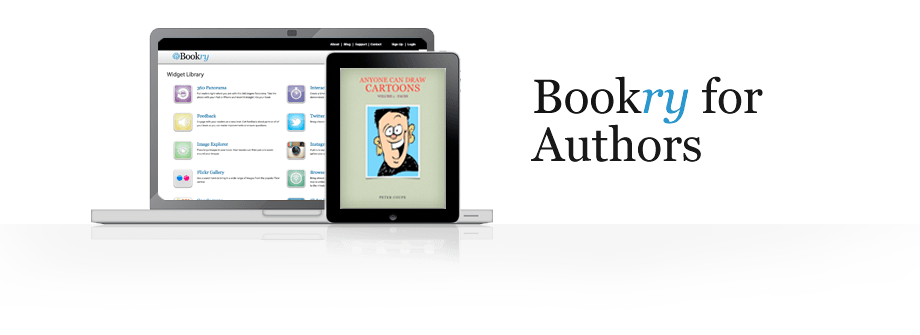 Bookry For Authors